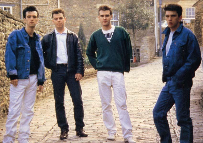 Johnny Marr, Morrissey, The Smiths Morrissey