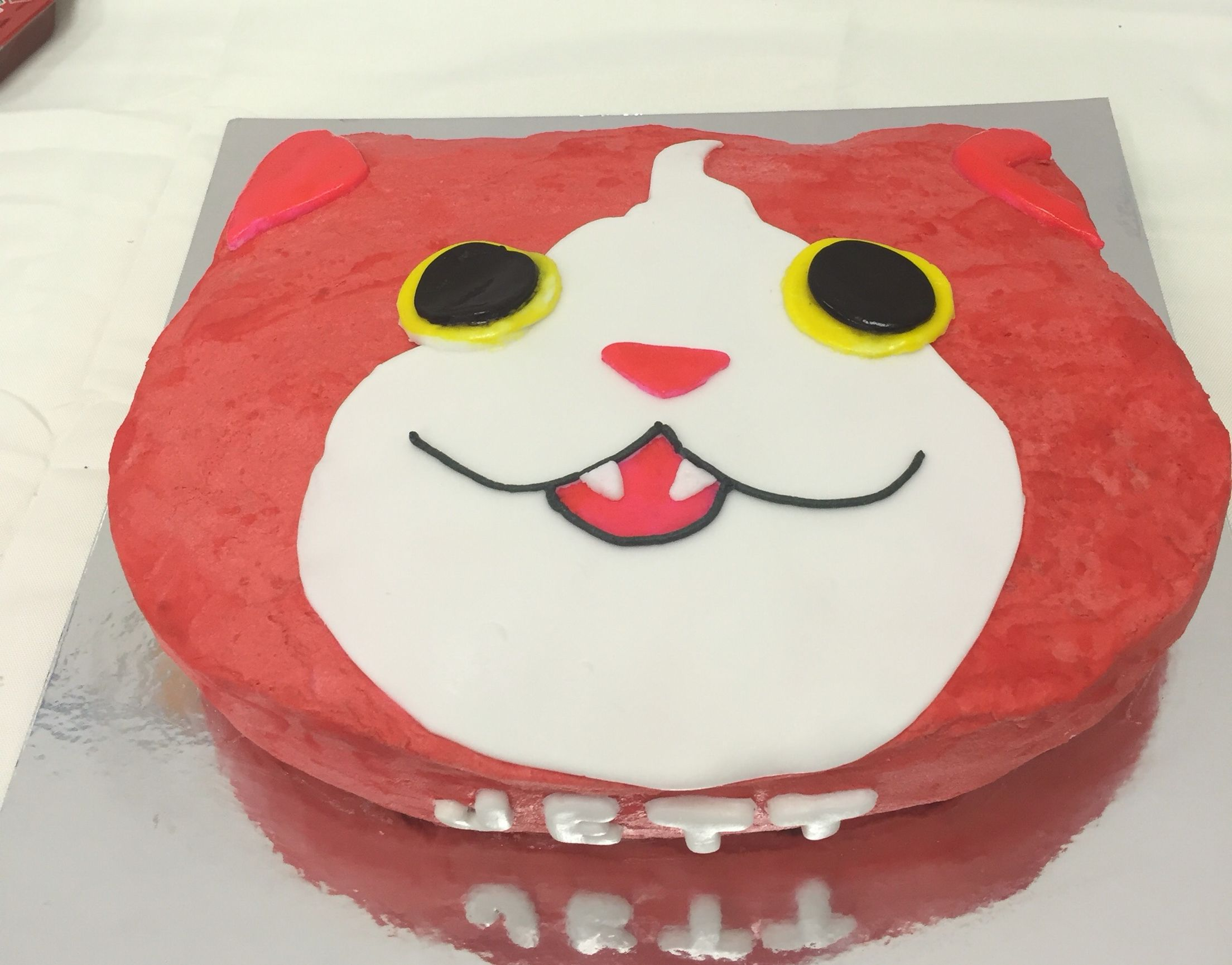 Gateaux youkai watch for Decoration yo kai watch