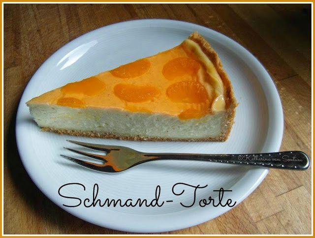 ich hab da mal was ausprobiert: Schmand - Torte mit Mandarinen