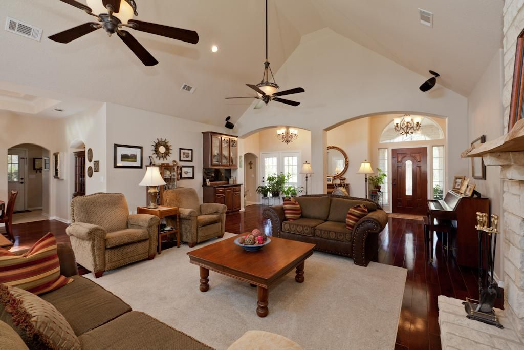 Pictures Of High Ceilings With Ceiling Fans 2138 County Road 57