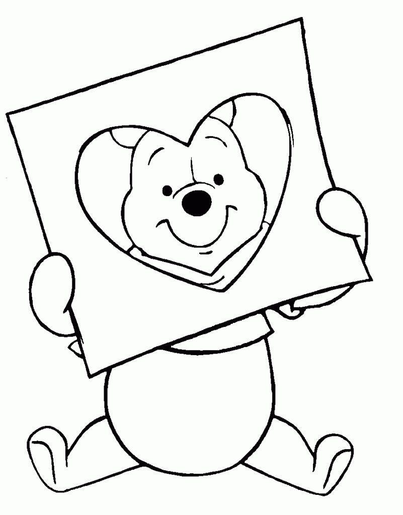 Disney Valentine S Day Coloring Pages Coloring Pages Enable Kids Disney Valentine S Day Col Wenn Du Mal Buch Disney Malvorlagen Kostenlose Ausmalbilder