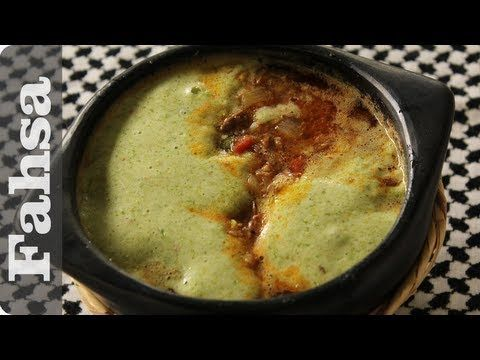 Saltah Is The National Dish Of Yemen And Is A Lunchtime Staple In Nearly All Households Especially In The Highlands Region O Yemeni Food Food Turkish Desserts