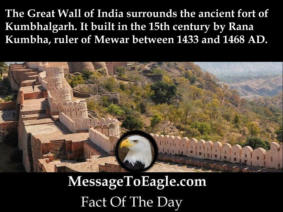 magnificent and massive great wall of india astonishing ancient