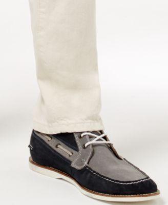 e42b60c76 Tommy Hilfiger Men's Straight-Fit Cali Patchwork Jeans - Tan/Beige 38x34
