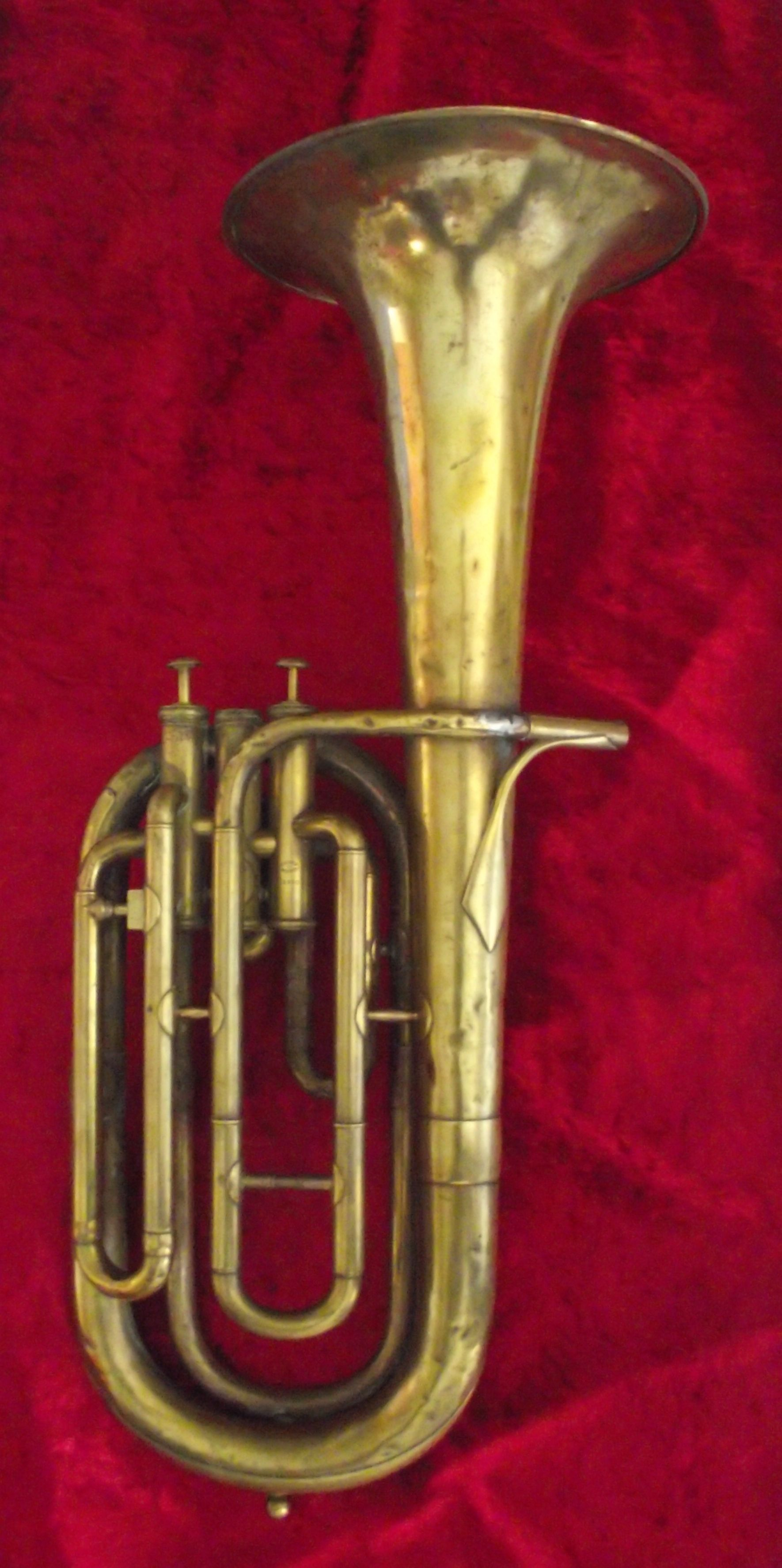 saxhorn f.besson -paris,france- | musical instruments | pinterest