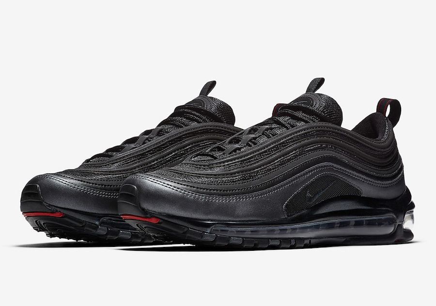 e594ce7f7bc authentic the nike air max 97 metallic hematite style code 921826 005 in a black  anthracite