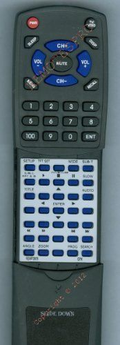 GPX Replacement Remote Control for PD808B, PD808BU, PD818PR, PD818W, REMPD808 by Redi-Remote. $28.00. This is a custom built replacement remote made by Redi Remote for the GPX remote control number REMPD808.  This remote control is compatible with the following models of GPX units:   PD808B, PD808BU, PD818PR, PD818W, REMPD808