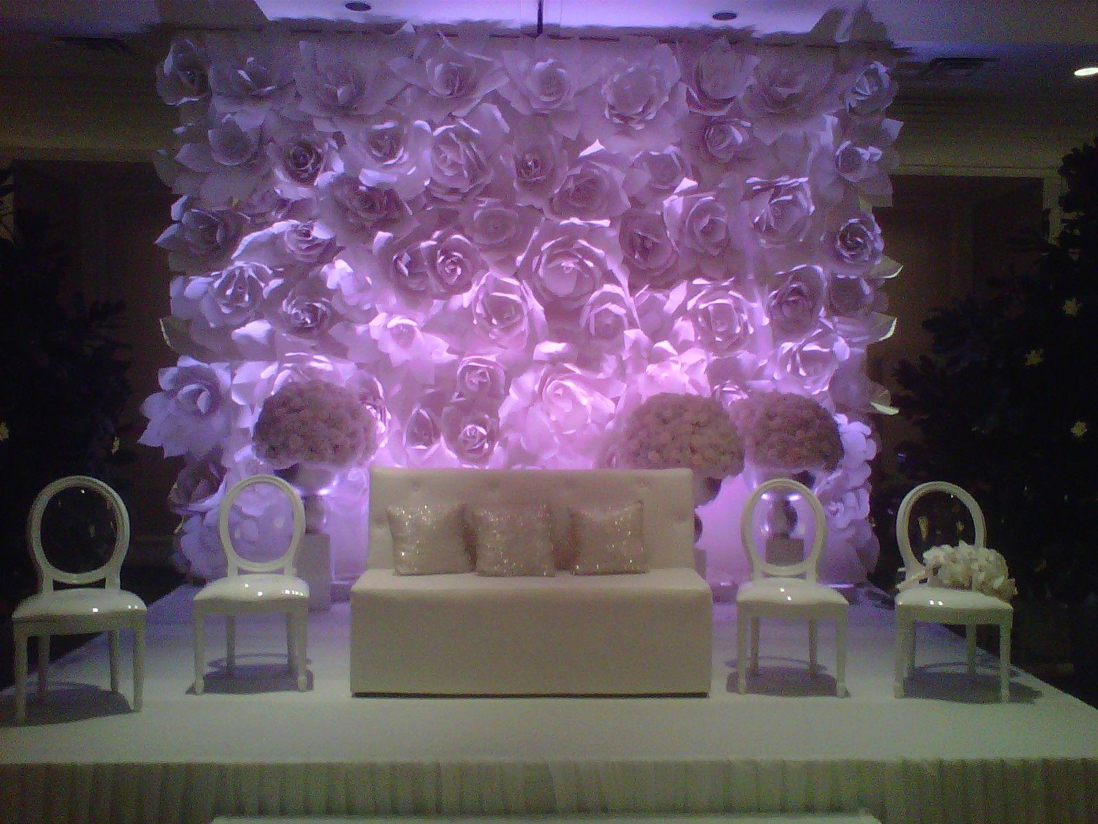 Paper flowers handmade tutorials diy chanel fashion show paper flowers handmade tutorials diy chanel fashion show inspired huge large paper flower wall dhlflorist Images