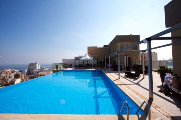 The Palace Malta (Sliema, Malta) - a contemporary hotel in a tranquil location