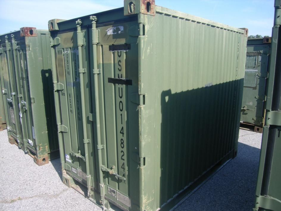 Charleston Marine Quadruple Container Quad Con Sn 0148244 Charleston Marine Container Incorporated Cmci Building Renovation Container Design Future House