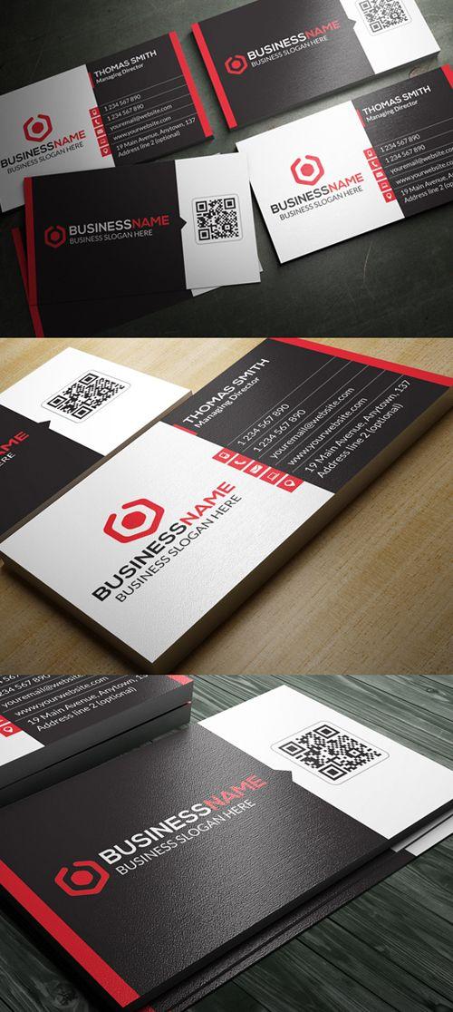 Modern Business Cards Psd Templates Modern Business Cards Cool