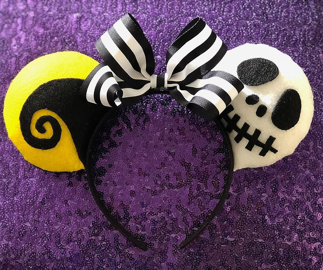 The Nightmare Before Christmas Mouse Ears