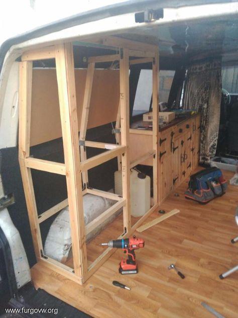 vw t4 2 5 tdi ultimando detalles wohnbus camper. Black Bedroom Furniture Sets. Home Design Ideas