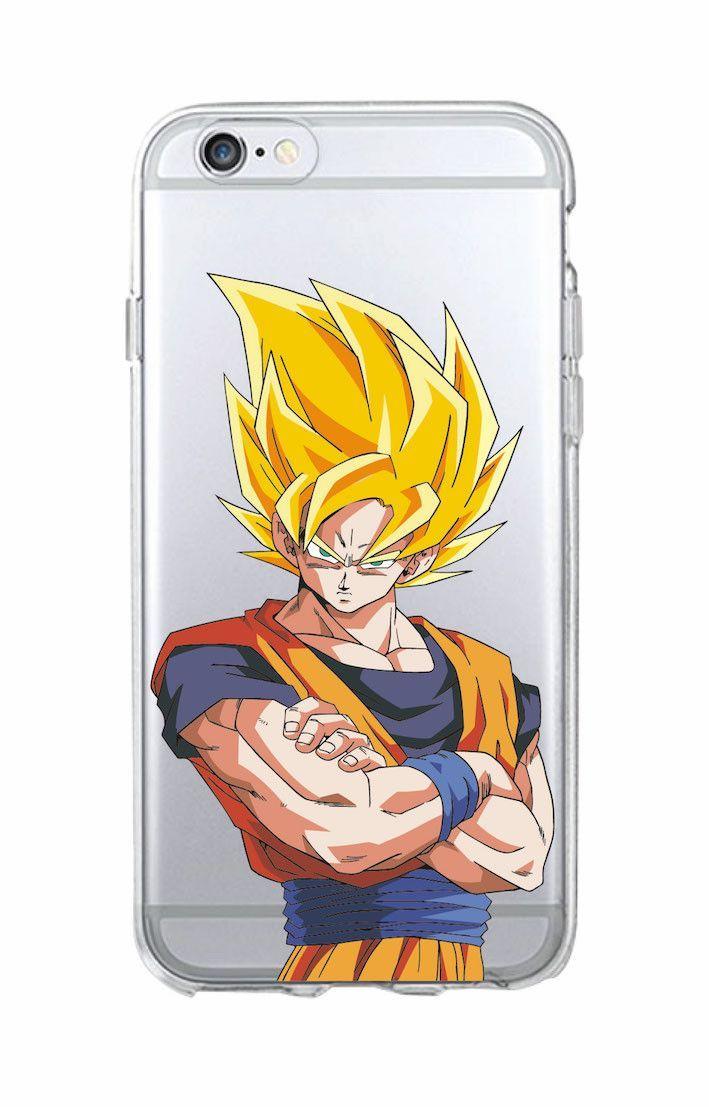 coque iphone 7 gohan