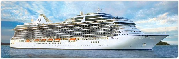 Oceania Cruise Line available from Wislar Travel  Cuisine