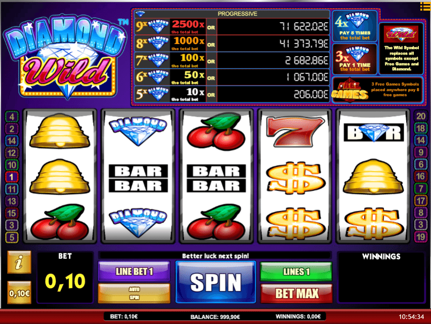 Spiele Dicey Fruits - Video Slots Online