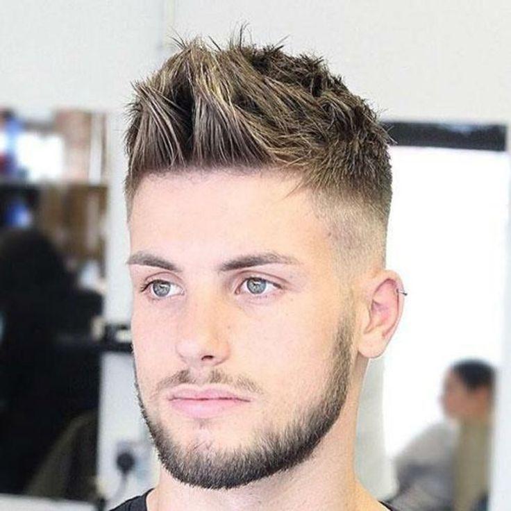Moderne Frisuren Fur Manner Trends Fruhjahr Sommer 2019 Mannerfrisuren Frisuren 2018 Herrenfrisuren Haarschnitt Manner