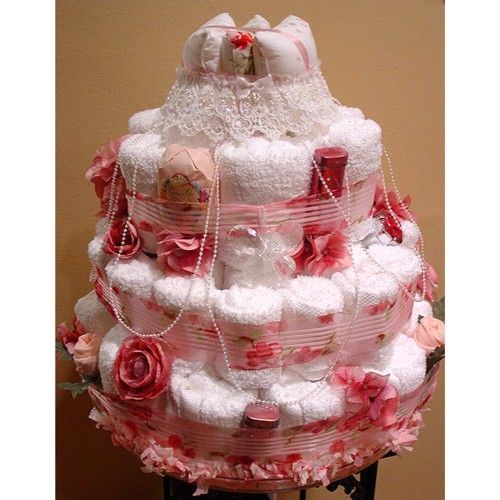 Love This Seen It For A Baby Shower But Never A Bridal Shower Podarki Svoimi Rukami Podarki Polotenca