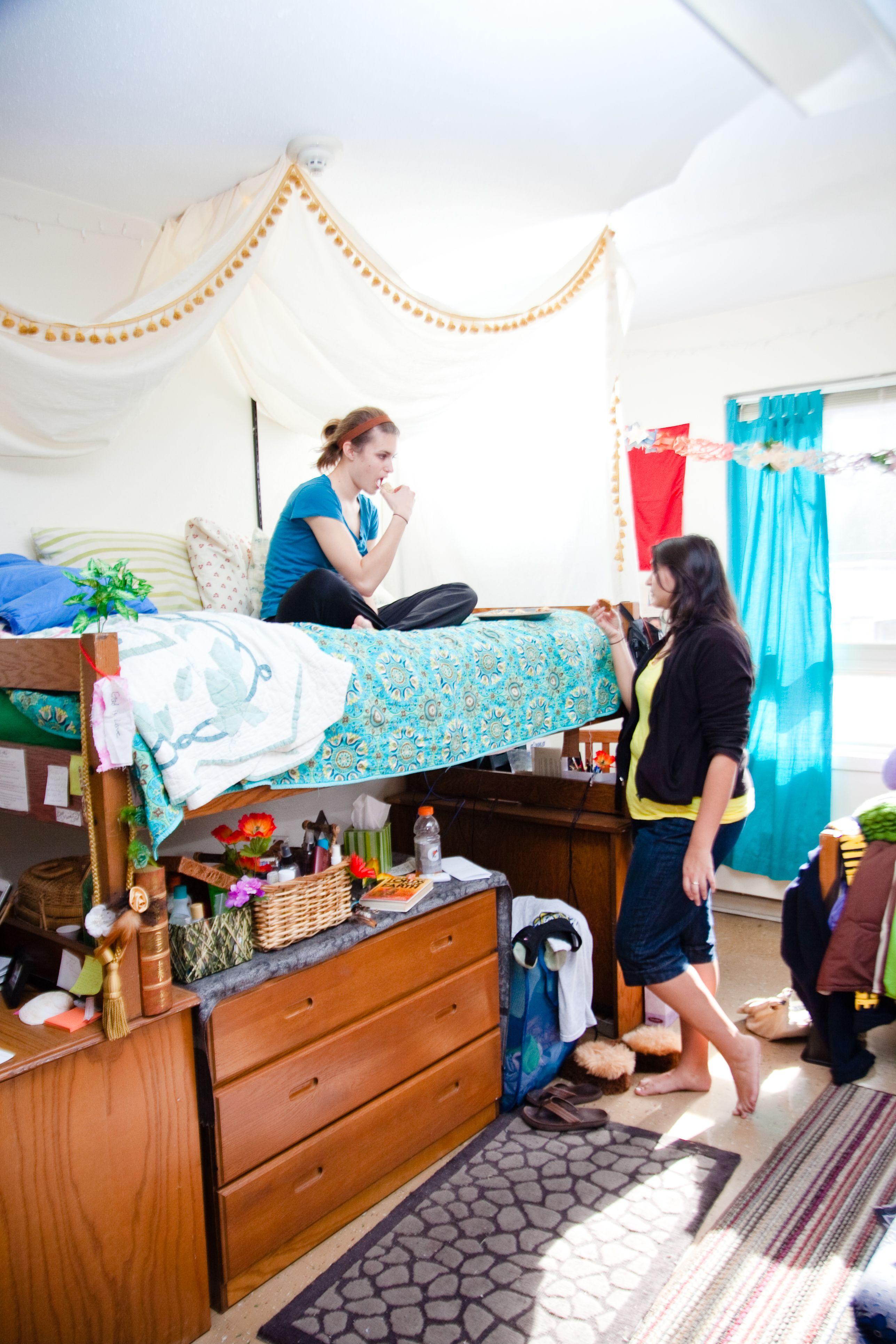 Student Dorm Room: Residence Hall, Montreat College, Dorm Life