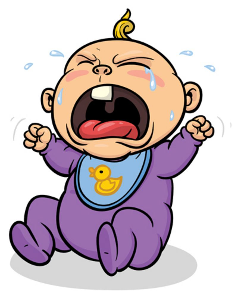cartoon picture of baby crying clipart best baby child clip rh pinterest com animated crying baby clipart baby crying clip art sound