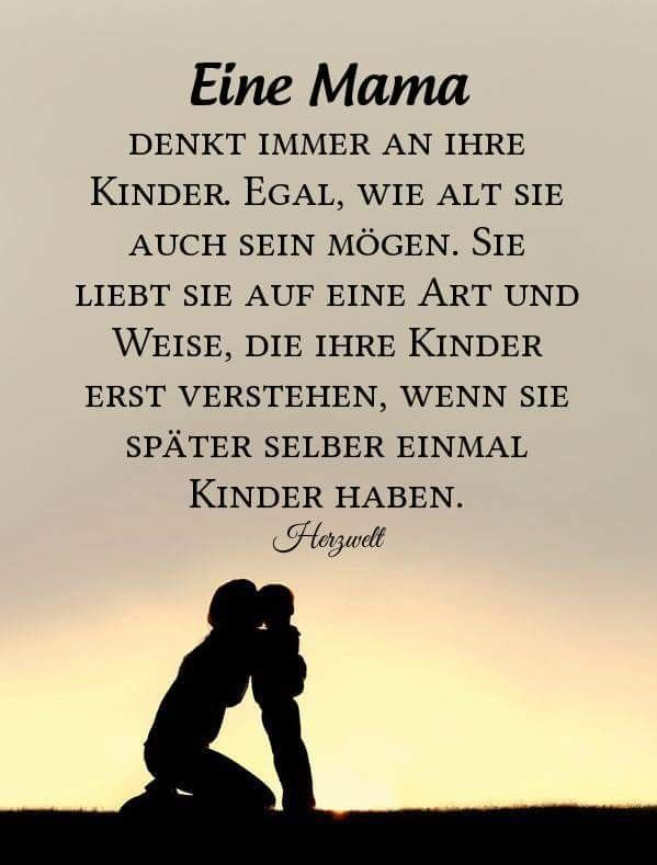 Kinder | Worte | Mothers love, Kids, parenting und Poems