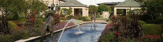 Kansas City Botanical Gardens >> Kauffman Memorial Garden By Powell Gardens Kansas City S