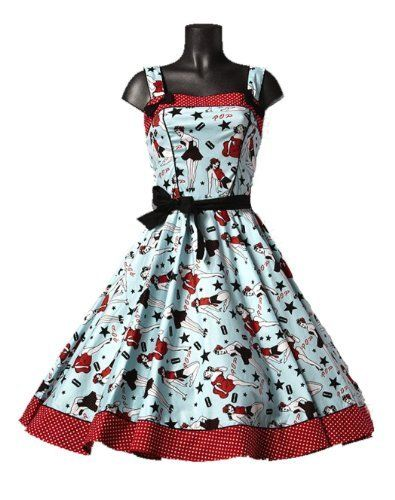 Tiger milly 50s dresses summer