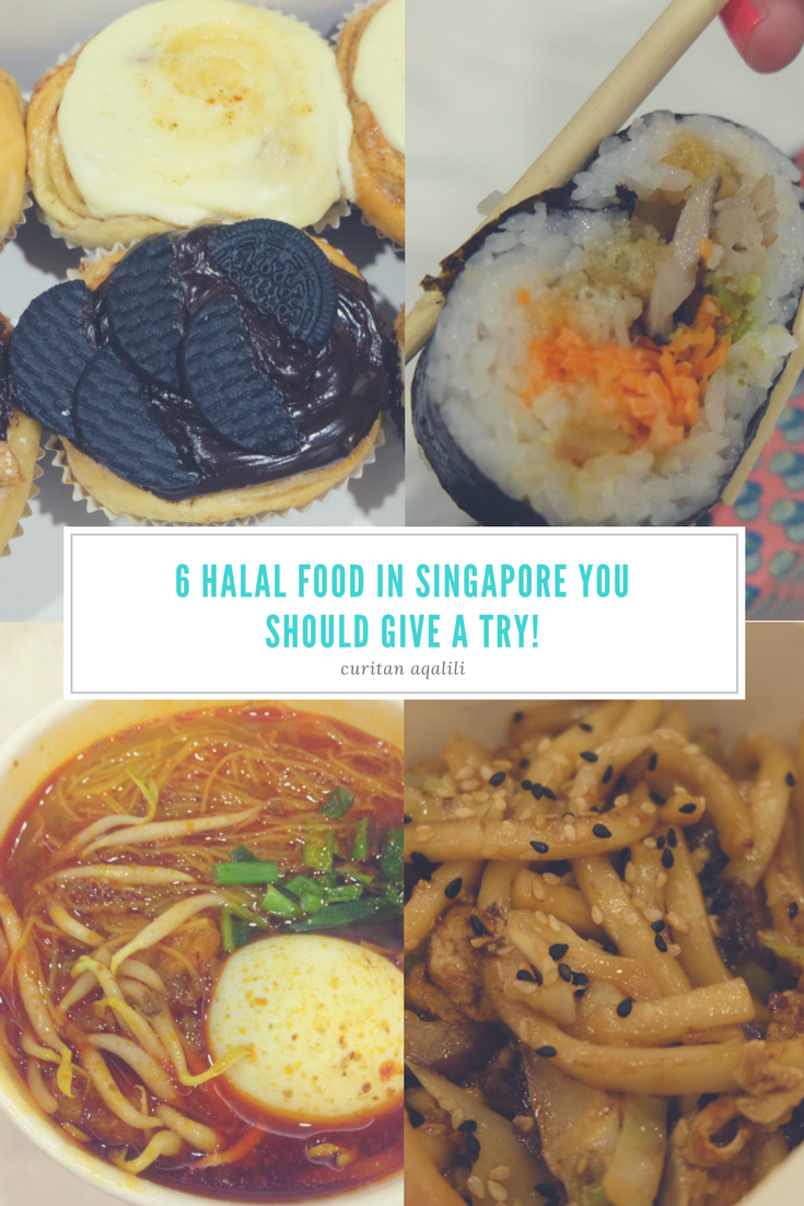Looking For Halal Food In Singapore Well Here We Are Halal Recipes Halal Food In Singapore Food