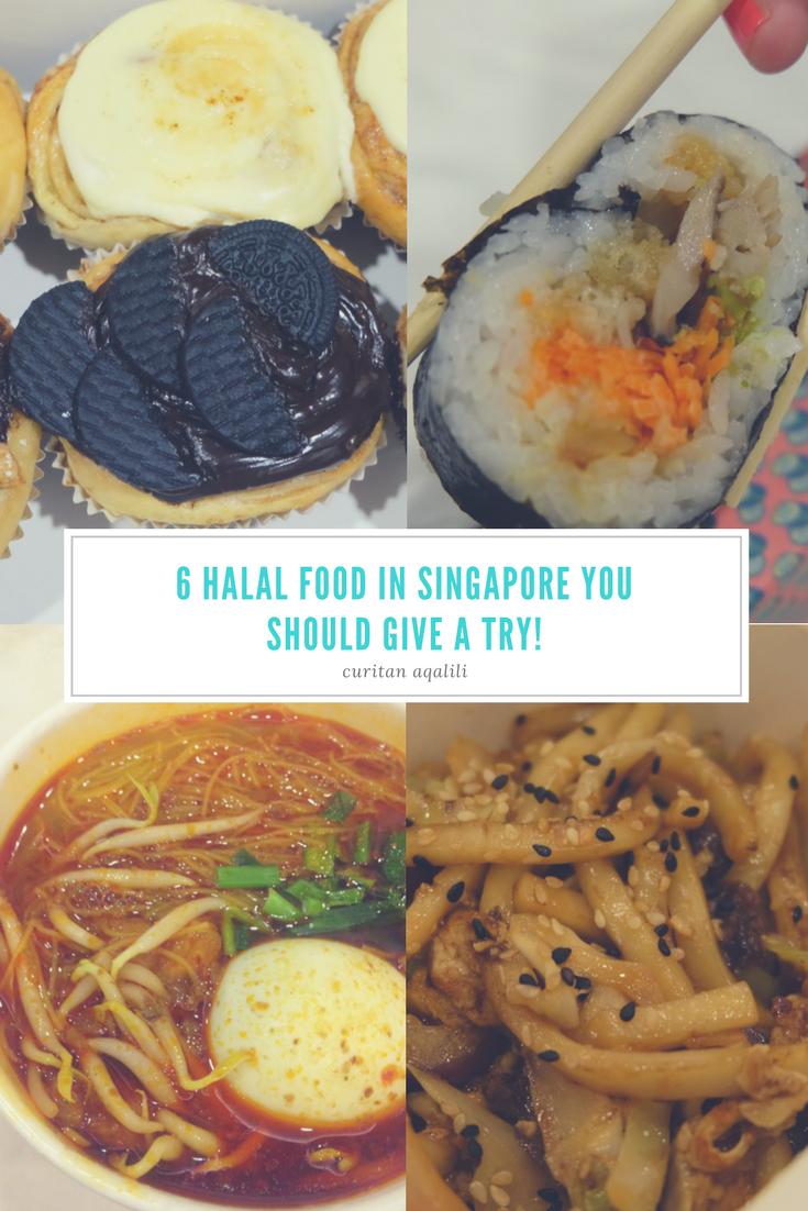 Muslim Travel Girl Halal Travel Diy Umrah Halal Honeymoon Halal Recipes Halal Food In Singapore Food