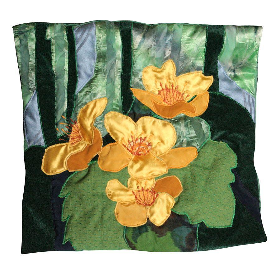 Kaczeńce Kwiaty Wiosenne Poszewka Dekoracyjna Moje Mw