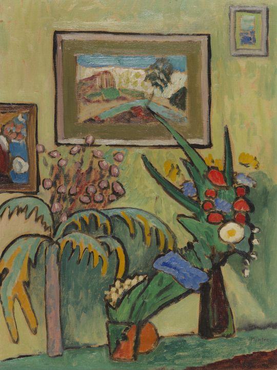 Lawrenceleemagnuson German Art Gabriele Munter Art
