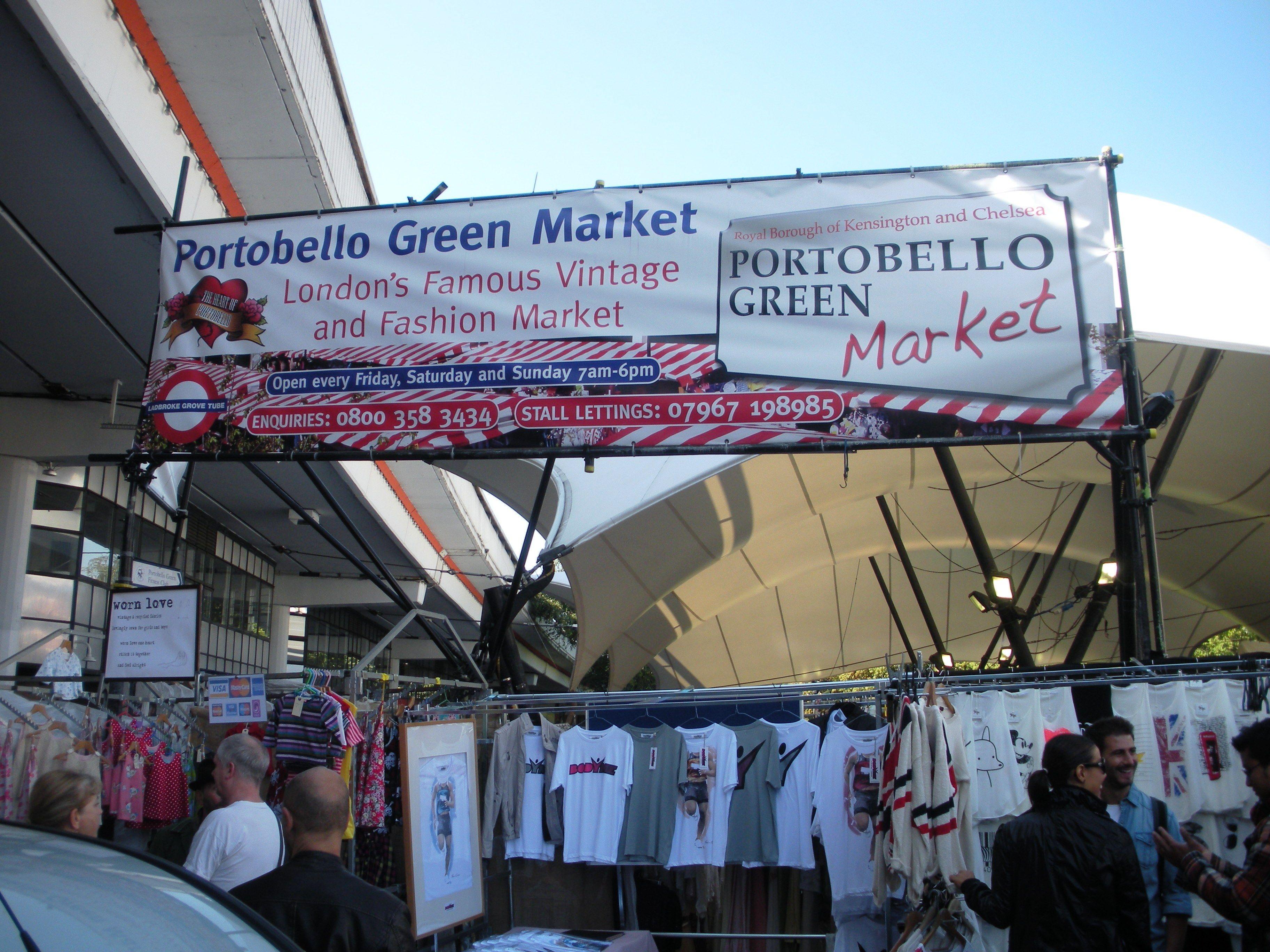 281 portobello market under westway - Google Search | Places of ...