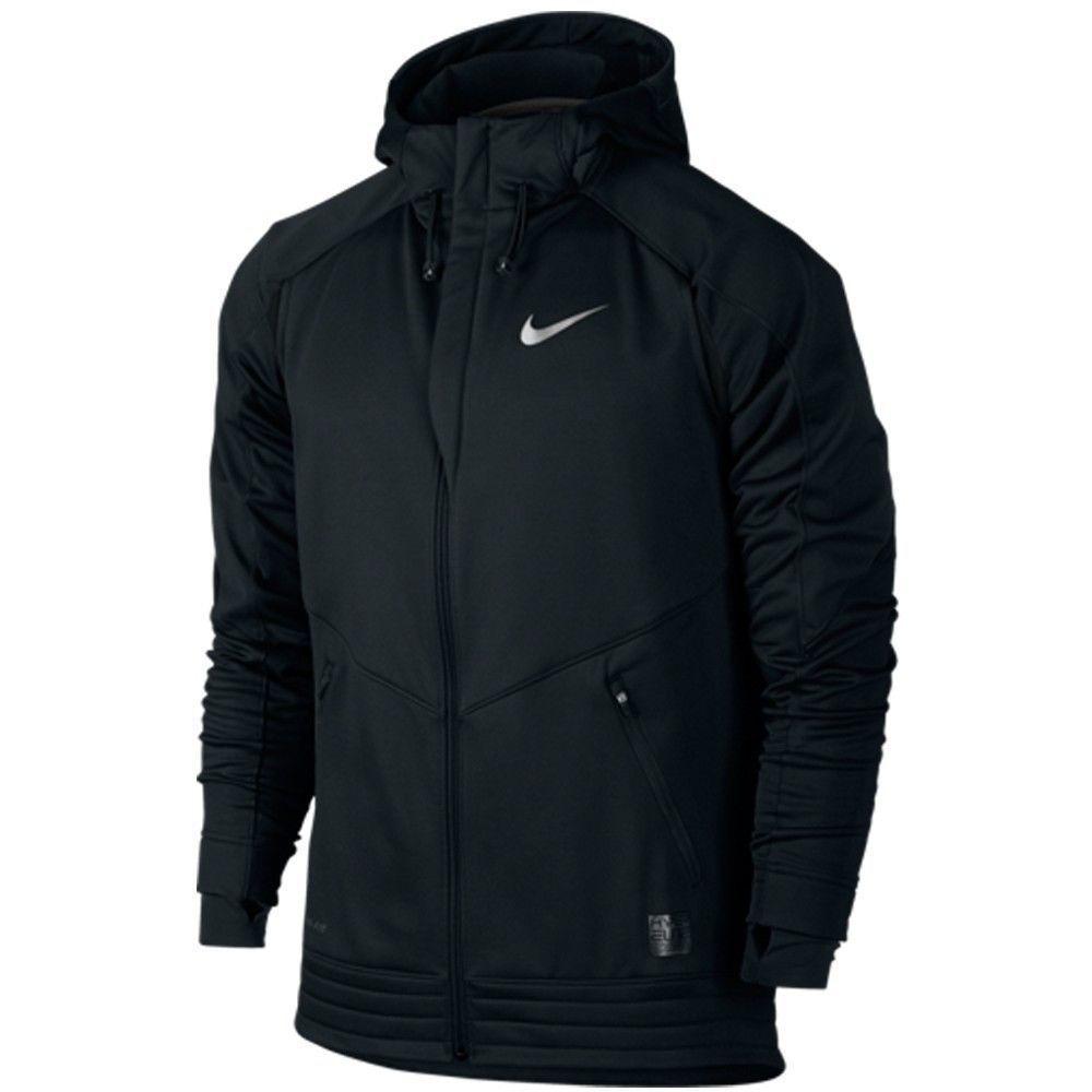 Nike Hyper Elite Winterised Therma-Fit Full Zip Hoodie 684164 010 Size XXXL  3XL #
