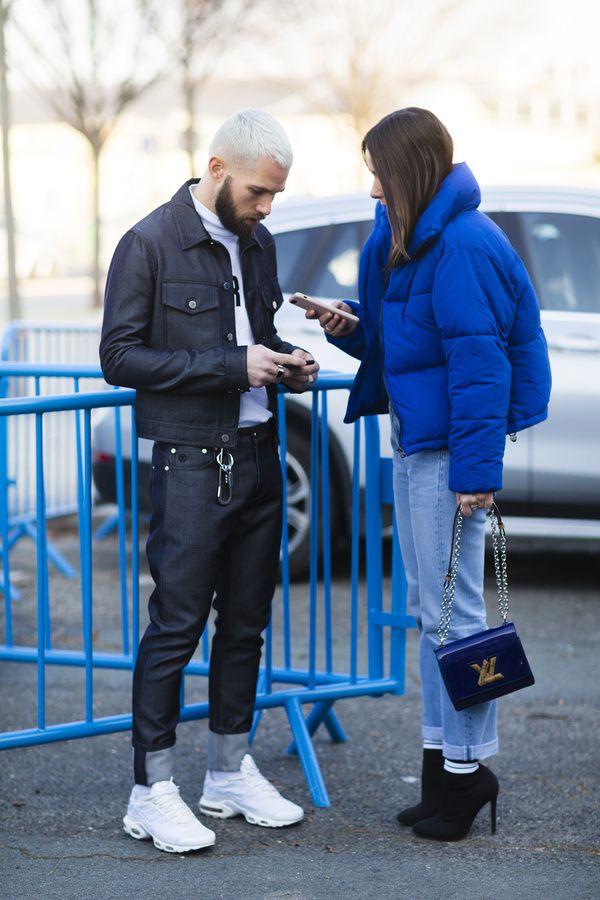 Street style à la Fashion Week de Paris Fashion week