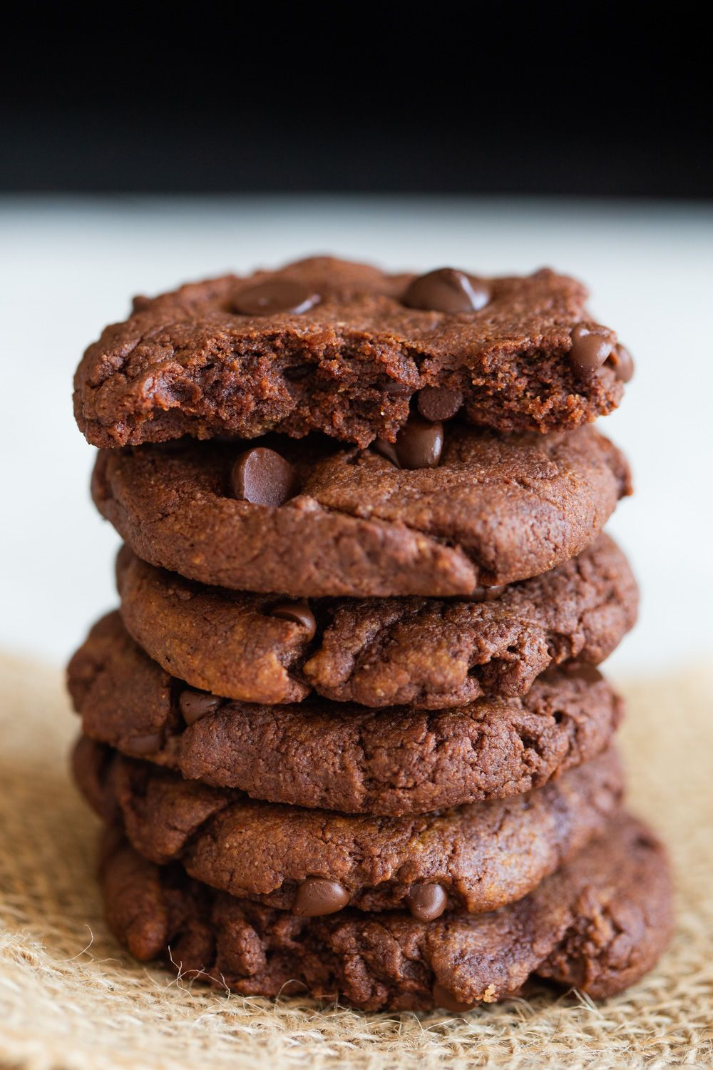 Chocolate Tahini Cookies Grainfree Oilfree Nutfree