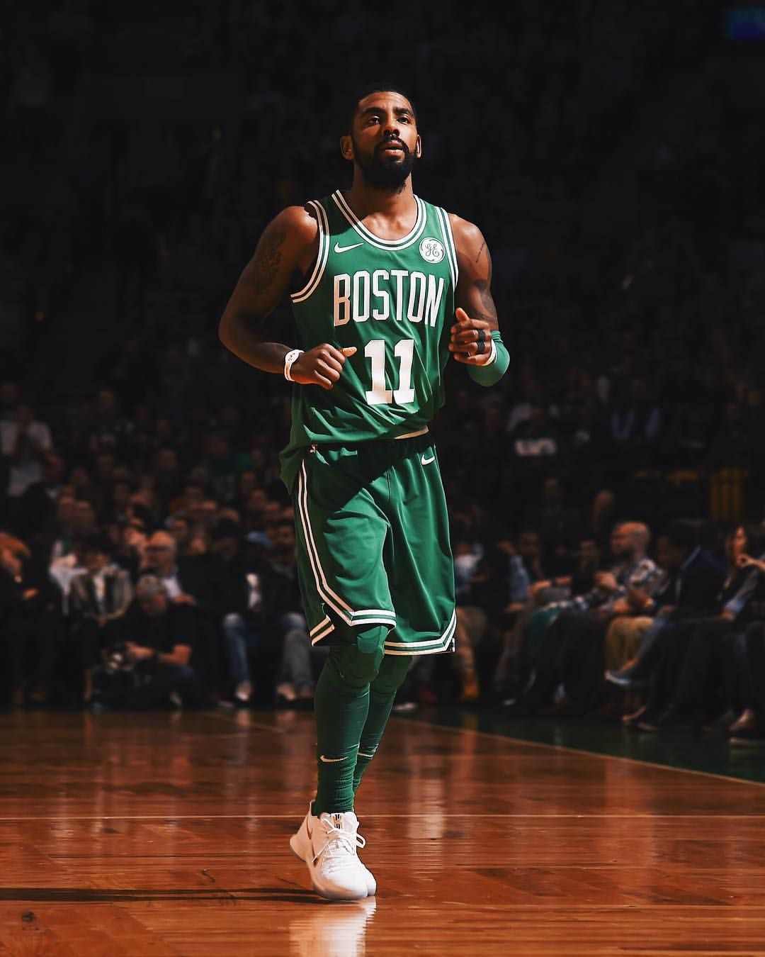 Describe Kyrie Irving in 1 word. Via Tags:
