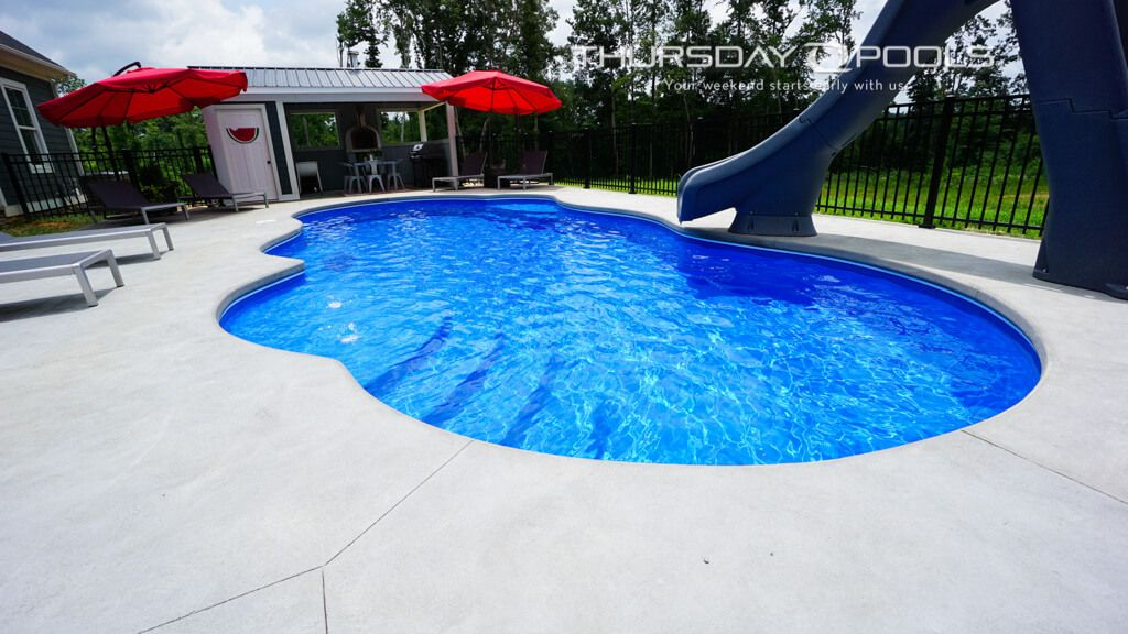 Sun Day Thursday Pools Fiberglass Pool Cost Pool Cost Fiberglass Pools