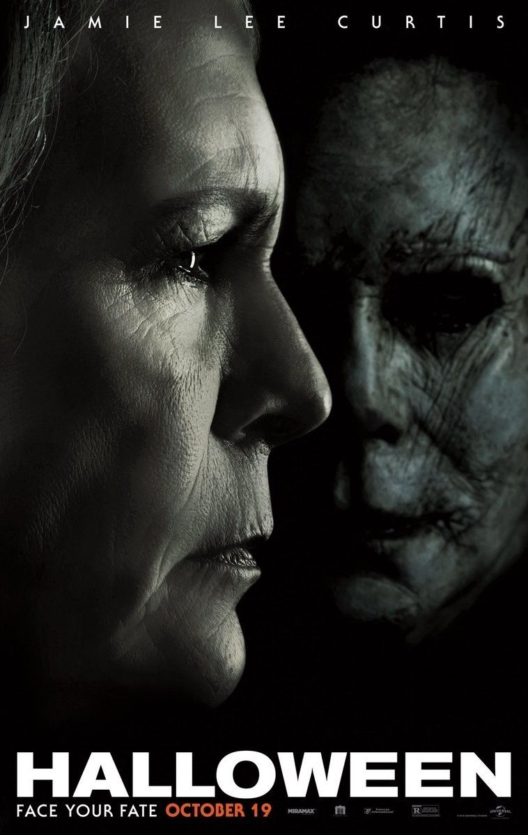 Jamie Lee Curtis Reveals New 'Halloween' Poster, Teases New Trailer