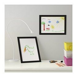 "IKEA - FISKBO, Frame, 12x16 "", , Can be hung horizontally or vertically to fit in the space available."