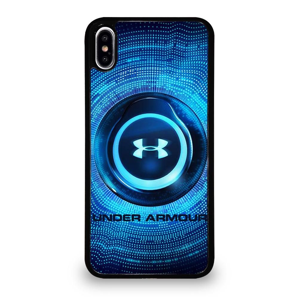 UNDER ARMOUR LOGO iPhone XS Max Case Cover Under armour