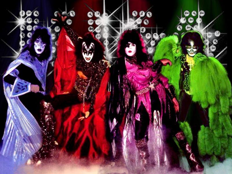 Dynasty Kiss Band Kiss Rock Bands Band Wallpapers