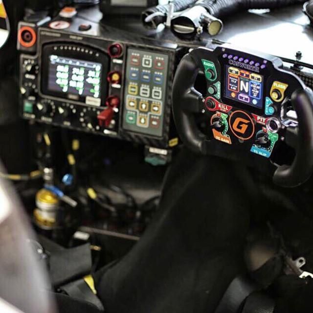 Inside a Ligier JS P2 LMP2 by pipoderani - #WEC #FIAWEC #LeMans #24LM #LM24…