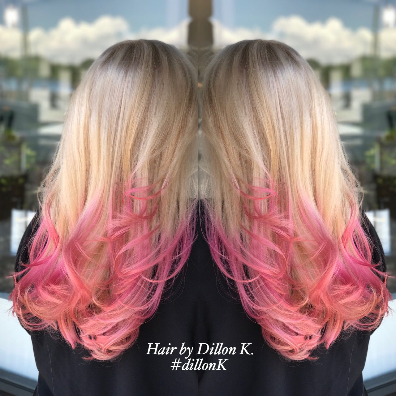 A Little Tickle Of Pink For This Guest Thanks To