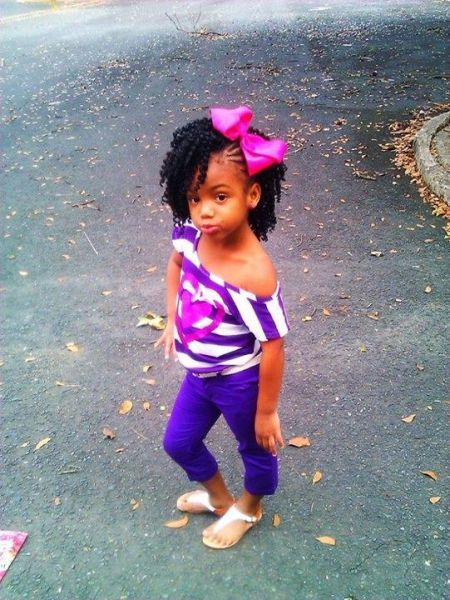 What A Cutie Black Hair Information Community Kids