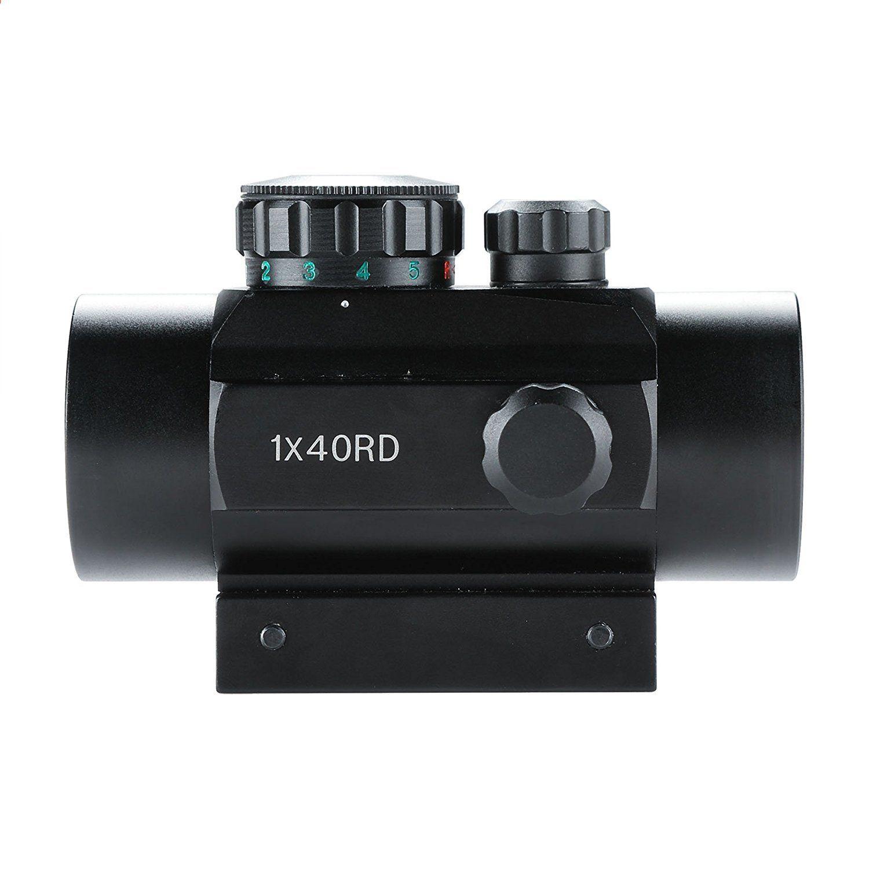 Tactical 1x40mm Luneta Celownicza Red Green Dot Sight Z