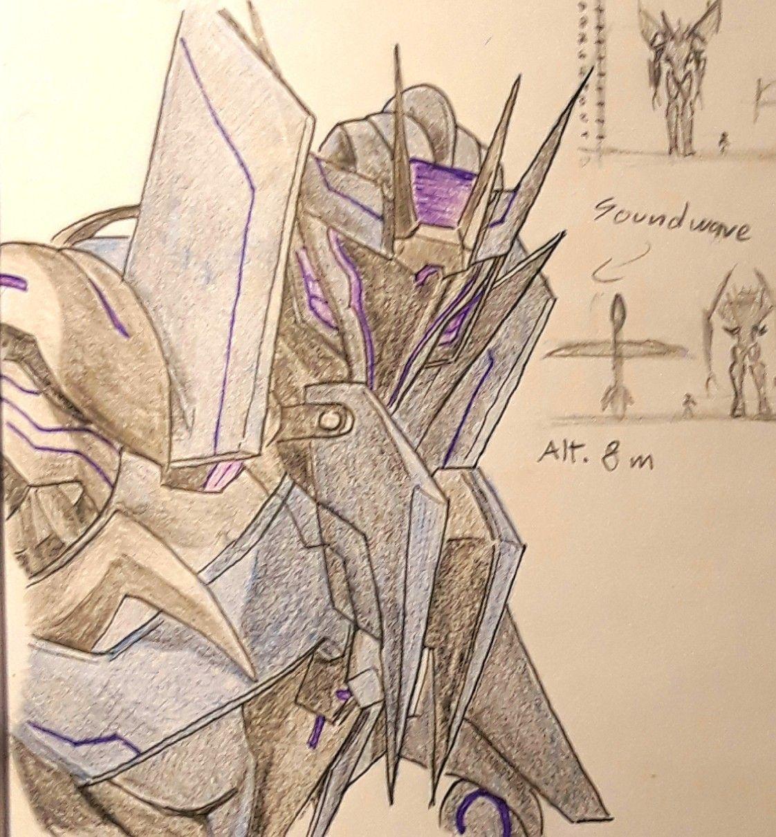 Soundwave   Transformers   Transformers, Transformers prime, Sound waves