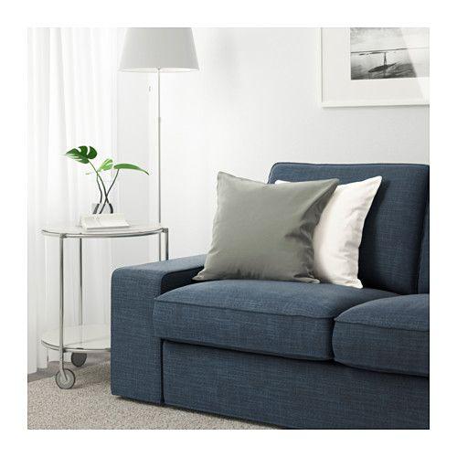 KIVIK Two-seat sofa Hillared dark blue Living rooms, Sofa