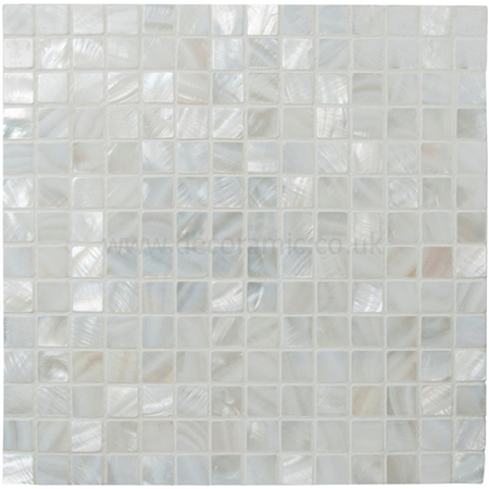 Original Style tiles   Innocence Shell Mosaic mosaic wall tile 305 x 305 x  2 mm. Original Style tiles   Innocence Shell Mosaic mosaic wall tile 305