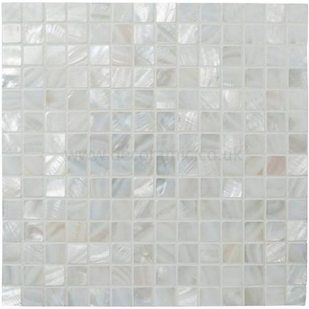 White Mosaic Tiles Google Search