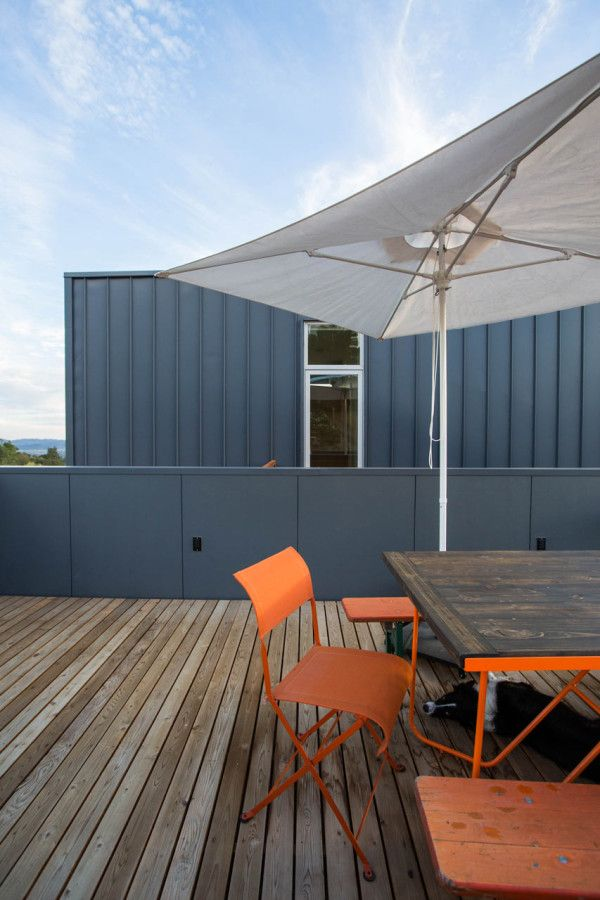 A Prefab Modular Home In The Hills Of Sonoma County Architecture Homes